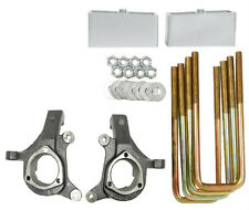 "Chevy Lift Spindles Kit 1999 - 06 1500 Trucks 3"" / 3"" 2wd Rear Suspension Blocks"
