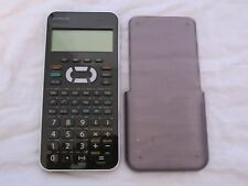 Sharp WriteView El-W535X Calculator with Cover - in Fantastic Condition!