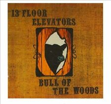 THE 13TH FLOOR ELEVATORS - BULL OF THE WOODS [LIMITED EDITION 2CD] (NEW CD)