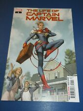 Life of Captain Marvel #1 VFNM Beauty JP