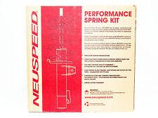 NEUSPEED 55.20.49 RACE LOWERING SPRINGS 05-06 ACURA RSX DC5