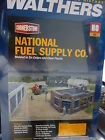 Walthers Cornerstone HO #4045 National Fuel Supply Co. (Kit Form)