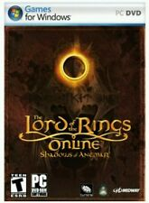 The Lord of the Rings Online: Shadows of Angmar  (PC/DVD, 2007)