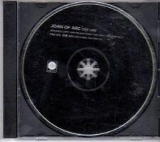 (BU128) Joan Of Arc, Life Like - DJ CD