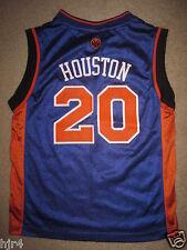 Allan Houston #20 Nueva York Knicks Reebok Jersey jóvenes M 10-12 medio