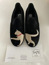 Vintage Italian Cat Casanova By Susy Women's Shoes - Velour Size 8 Never Worn