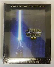 Star Wars: The Force Awakens (Blu-ray/DVD, 2016, 3D Includes Digital Copy)