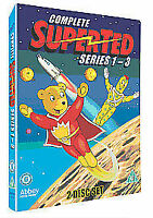 The Complete Superted Series 1-3 [DVD], New, DVD, FREE & FAST Delivery