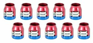 """Spectre Performance 2161 Red/Blue 5/16"""" Magna-Clamp"""