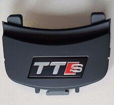 Audi TT 8j original TTS volante clip logotipo clip letras cheers emblema caracteres volante