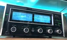 MCINTOSH MC-2205 Stereo Power Amplifier High End 400 WRMS Vintage 1975 Like NEW
