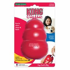 KONG Classic XXL Grand KK - Rubber Dog Puppy Treat Chew Play Toy Interactive