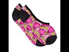 Vans x Nintendo Women's Canoodle Socks Princess Peach (Size 7-10)