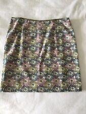Ladies Seasalt A Line Wool Skirt Black Carn In Pastel Pink Grey Green Size 20
