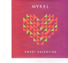 (FR850) Mykel, Sweet Valentine - DJ CD