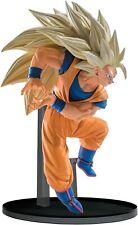 Dragon Ball Super Saiyan 3 Goku Sculptures Big Budoukai 6 Volume 6 Figure Japan