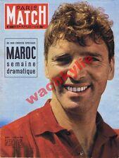 Paris Match n°330 du 23/07/1955 Maroc Glaoui Alexandre le grand Charly Gaul
