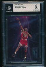 1993 Fleer Ultra Scoring Kings #5 Michael Jordan BGS 8 NMMT swsw6