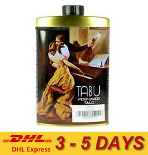 200g. Tabu Body Powder New Series With Perfume From France Enhances Charm
