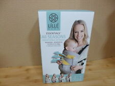*L�LlÉbaby All Seasons 4-in-1 Essentials Carrier - breathable 3D Mesh Brand New