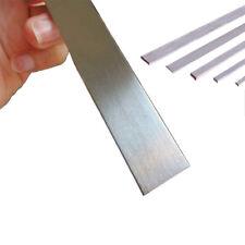 Barra Piatta in Acciaio Inox Asta per fare il coltello 3mm 440C HRC 59 L:20-40cm