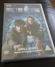 Doctor Who - The New Series: 5 - Volume 1 - Matt Smith - NEW AND SEALED