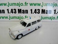 PL183H 1/43 IXO IST déagostini POLOGNE Warszawa 202A ambulance croix rouge