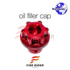 Red CNC Oil Filler Cap 1pc For Honda CBR1000RR 04-07 04 05 06 07