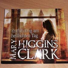 MARY HIGGINS CLARK - ENTFÜHRUNG AM HELLICHTEN TAG - Hörbuch-CD