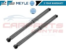 FOR MITSUBISHI L200 1987-2007 REAR SHOCK ABSORBER SHOCKERS ABSORBERS PAIR MEYLE