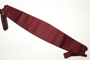 BRIONI waistband Silk tie F13259 Made in Italy
