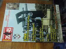 8µ? Revue Heimdal 39/45 n°221 Legion Condor Div.Horst Wessel ORA Orléans juin 40