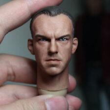 HOT FIGURE TOYS 1/6 HEADSCULPT Hugo Weaving HEADPLAY The Matrix Agent Smith