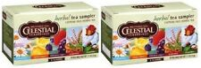 Celestial Seasonings Herbal Tea Sampler Tea 2 Box Pack