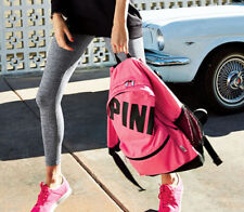 New Victoria's Secret PINK Campus Backpack School Laptop Travel Book Bag Tote