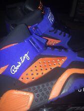 Ewing Focus sz8 LE Rare Knicks 33 Hi focus conductor sport guard vnds