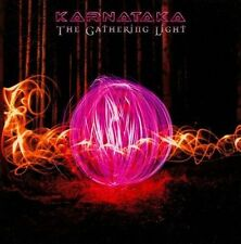 The  Gathering Light by Karnataka (CD, Feb-2010, Voiceprint Records (UK))