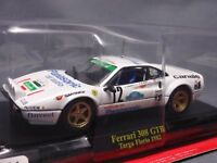 Ferrari Collection F1 308 GTB 1982 1/43 Scale Mini Car Display Diecast vol 104