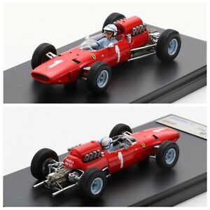1/43 Looksmart Ferrari 158 N°1 GP Belgique 1965 John Surtees Livraison Domicile