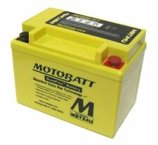 Aprilia MX 125 2004  Motobatt MBTX4U Fully Sealed Battery free pp UK