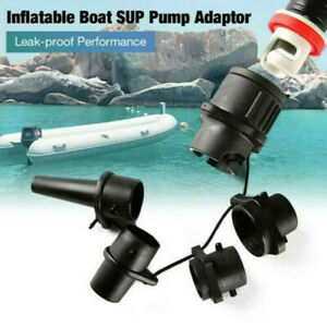Kayaking Inflatable Boat SUP Pump Adaptor Surfboard Adapter Connector Inflatable