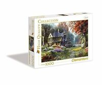 Clementoni 39172  Victorian Garden  High Quality Collection  1000-Piece