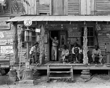 Dorothea Lange Country Store on Dirt Road 8x10 Silver Halide Photo Print