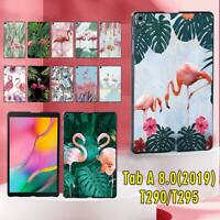 Slim Hard Shell Case Cover Fit Samsung Galaxy Tab A 8.0 (2019) T290 T295 Tablet