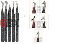 Eyelash Extension Tweezers for Russian 3d 6d Volume Lash Extensions Set Too