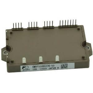 6MBP50VBA-120-50 IGBT IPM MOD.DIODE SIX 50A 1200V V SERIES P626