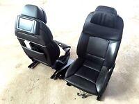 BMW F10 F11 F01 F02 Komfort Sitze Leder & TV Display Fond Monitore Entertainment