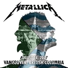 METALLICA / World Wired Tour / BC Place in Vancouver, BC, CANADA - Aug 14, 2017