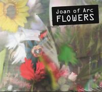 Joan Of Arc - Flowers (2009 CD) New & Sealed