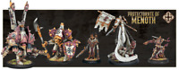 PRIVATEER PRESS - WARMACHINE - PROTECTORATE OF MENOTH - CHARACTERS - VARIOUS
